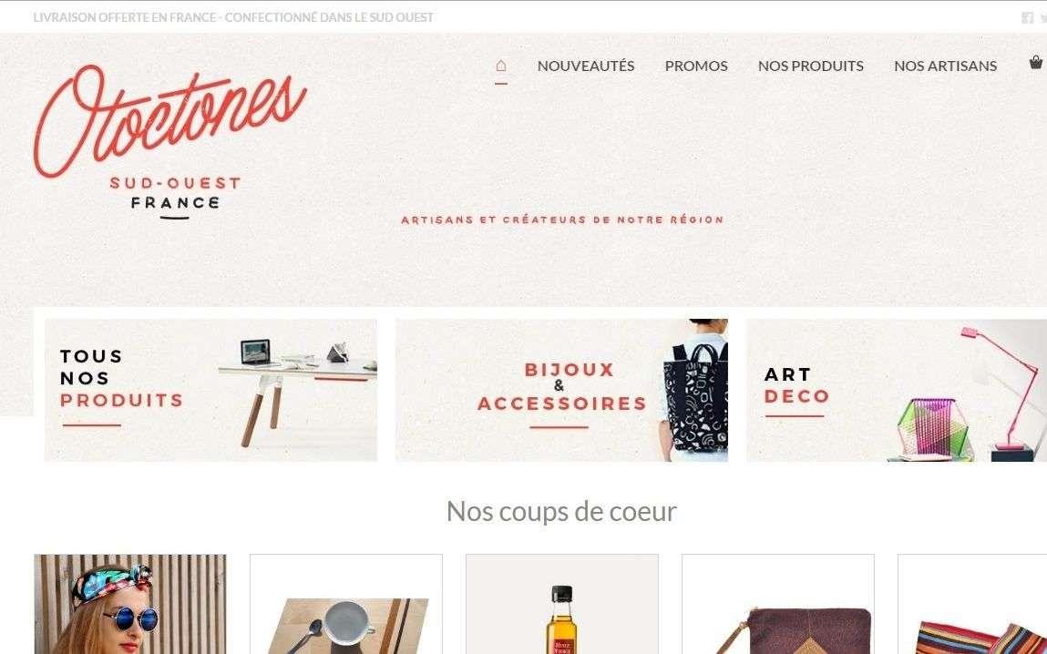 Un site d'e-commerce dédié aux artisans du Sud-Ouest - Sud Ouest.fr