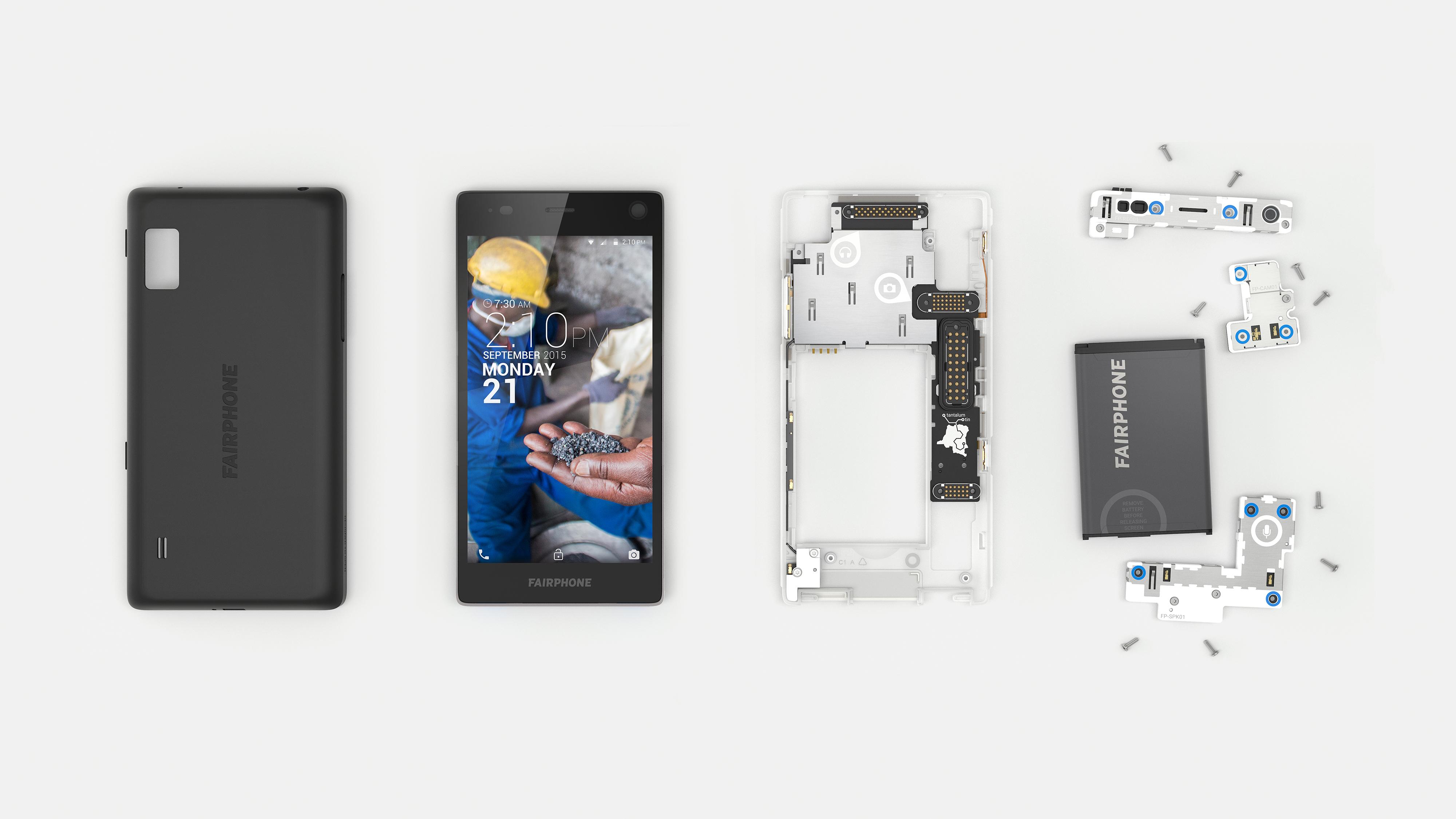 Exclusif : le futur Fairphone 3, plus compétitif, se dévoile - FrAndroid