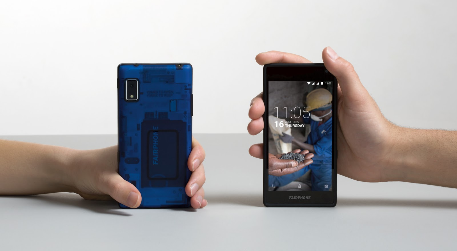 Fairphone, le smartphone équitable et durable - Business ...