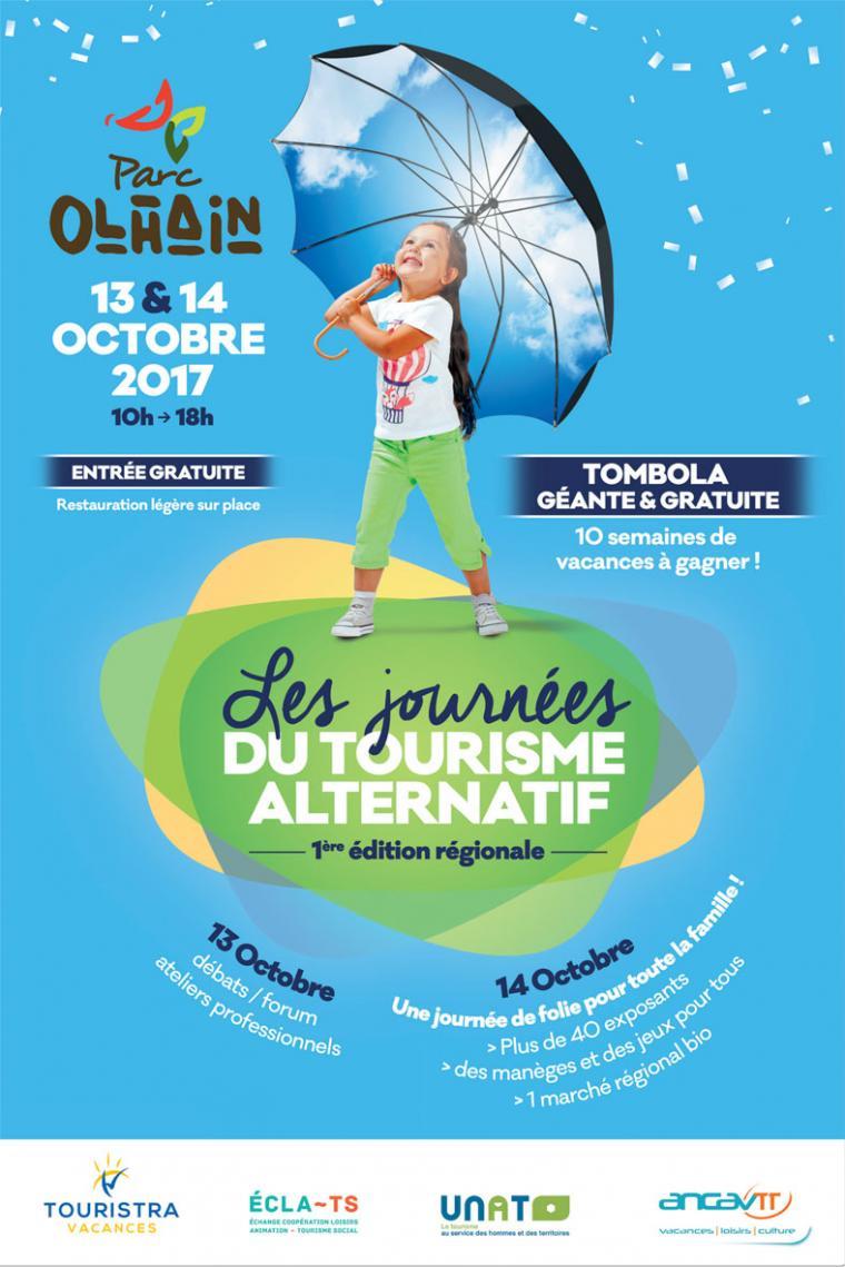 Les journées du tourisme alternatif | Unat, tourisme social ...