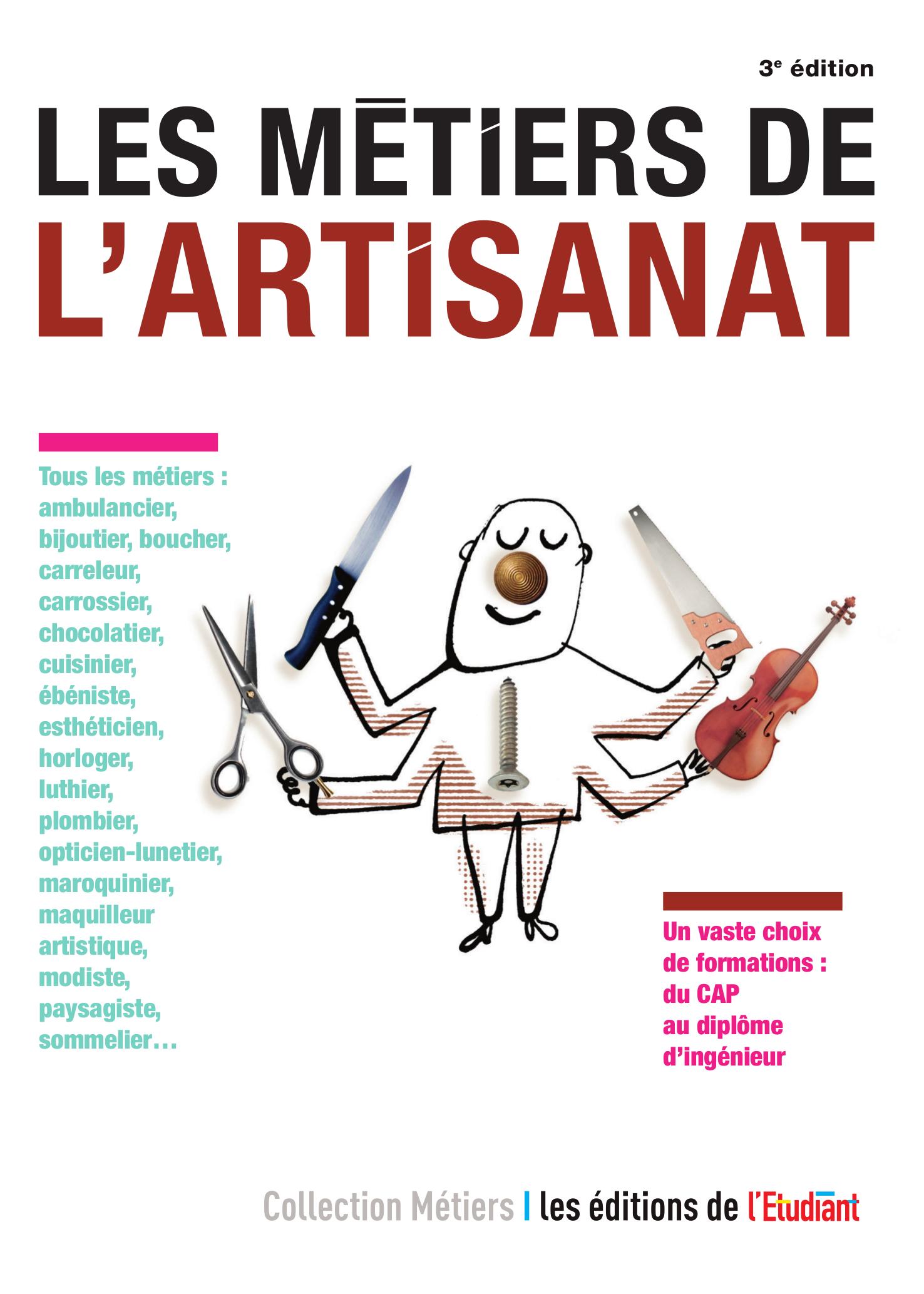Les Métiers de l'artisanat - - Daisy Le Corre (EAN13 : 9782817606255 ...
