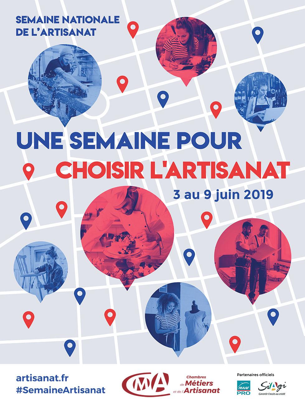 Semaine nationale de l'artisanat 2019 | Direction Générale des ...