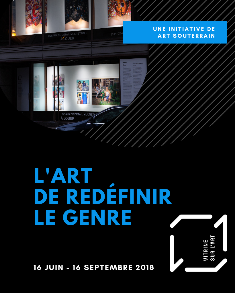 Vitrine sur l'Art 2018 | Art Souterrain